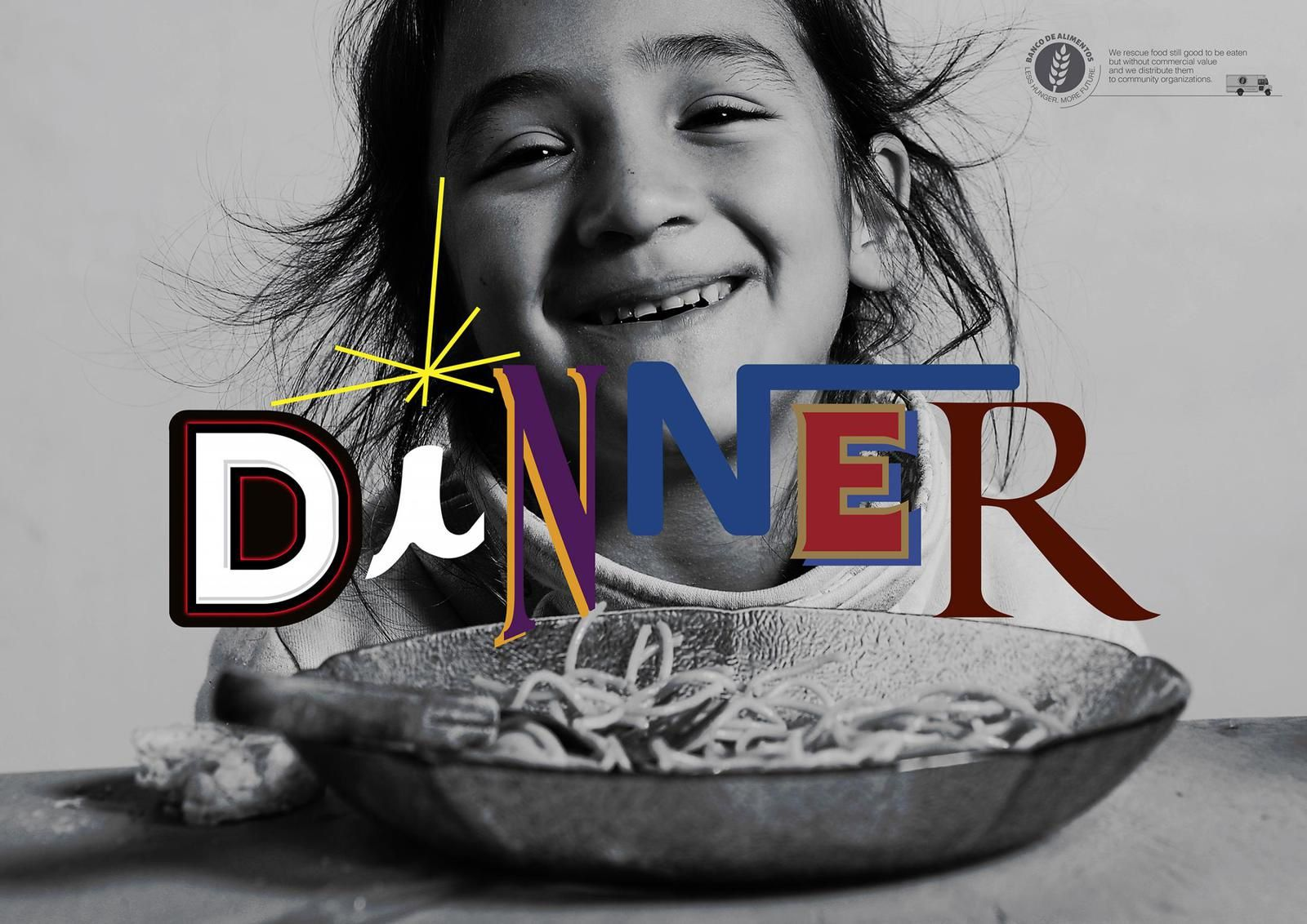 """""""We rescue food still good to be eaten but without commercial value and we distribute them to community organizations"""" - BANCO DE ALIMENTOS (Banque Alimentaire) I Agence : Mercado McCann, Argentine (avril 2017)"""