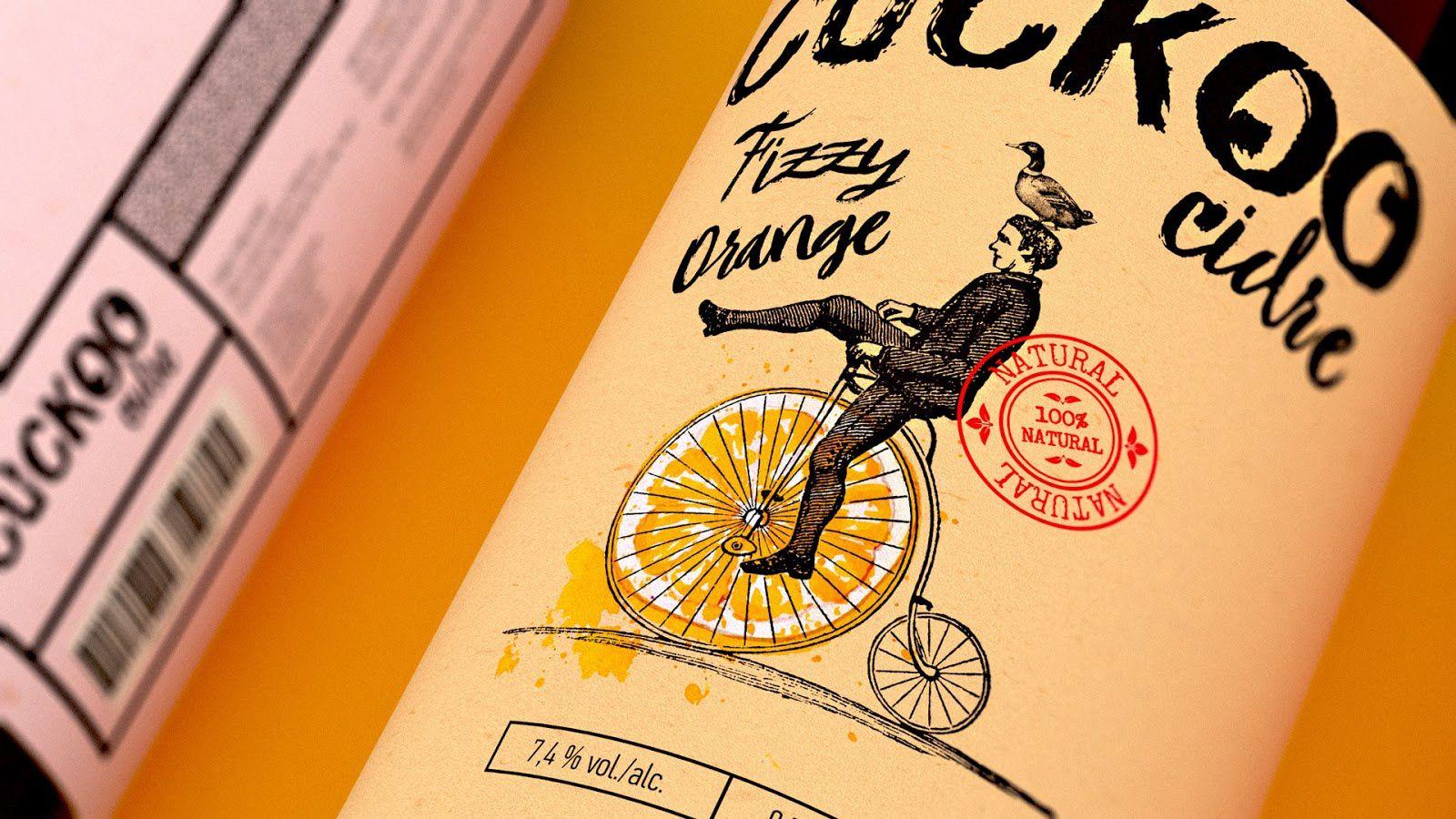 Cuckoo Cidre I Design : RYSKA Design, Ukraine (juillet 2017)