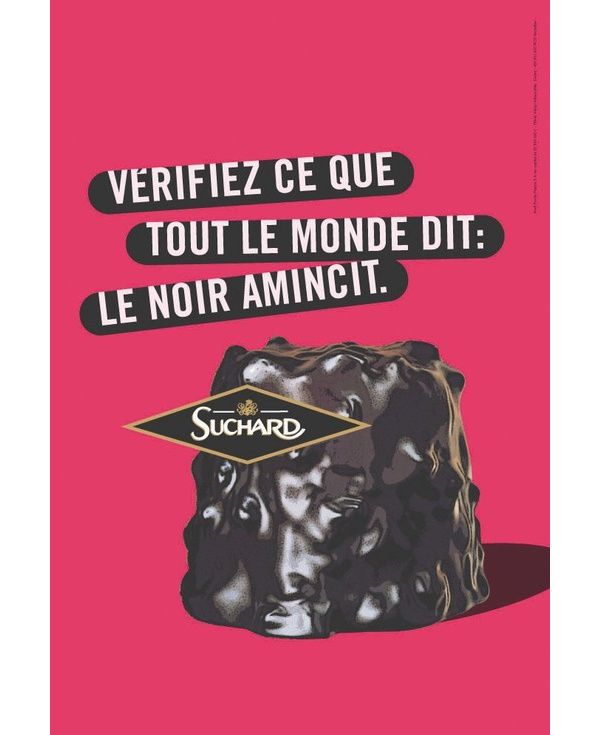 Rocher Suchard | Agence : Young & Rubicam, France (2003)
