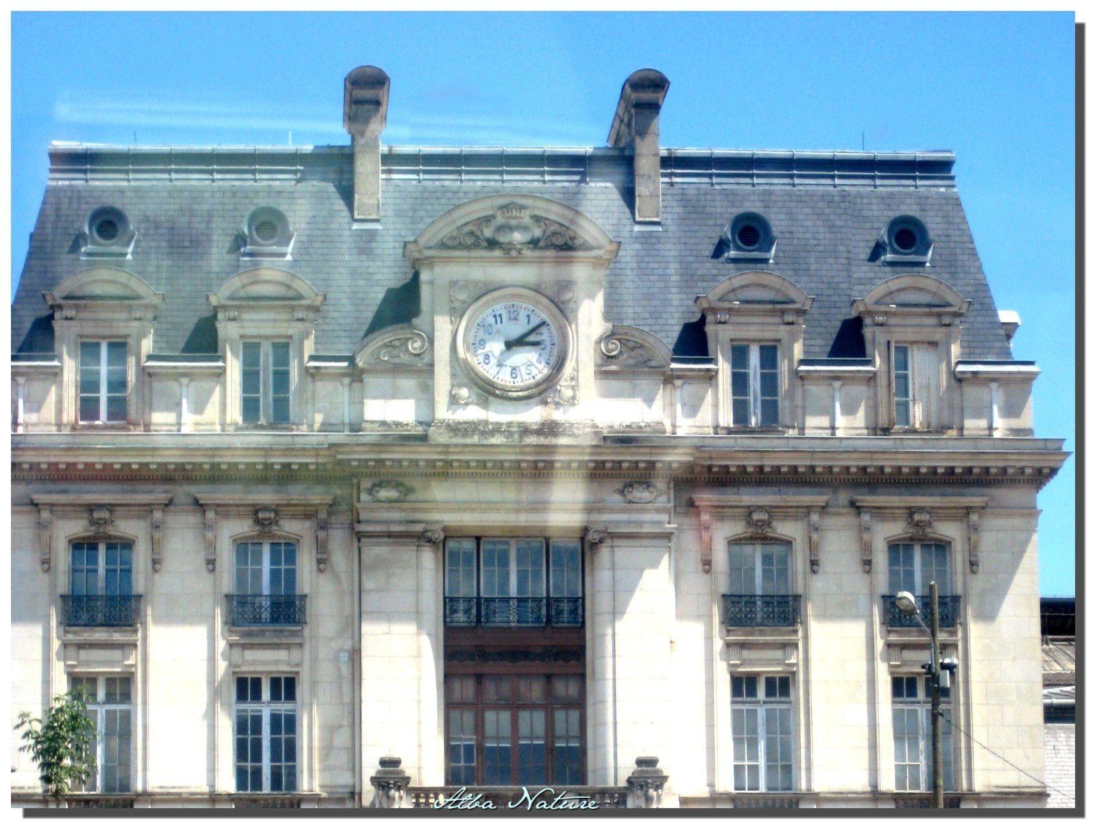 Gare St Jean, Bordeaux ( Gironde )