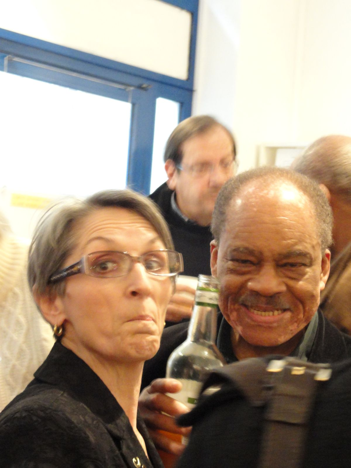 Magnifique exposition en duo avec Bernadette STERNE (peintre). L'Espace Mompezat nous a accuelli avec beaucoup de générosité, le vernissage était un temps fort, plein d'amitié .... merci à tous les amis qui se sont déplacés pour le vernissage et tout au long de l'expo. Merci à Michel BENARD (Directeur artistique de l'Espace Mompezat) pour sa disponibilité et son altruisme .... nouvelles rencontres riches d'amitié tant avec Michel que Bernadette  !!!!
