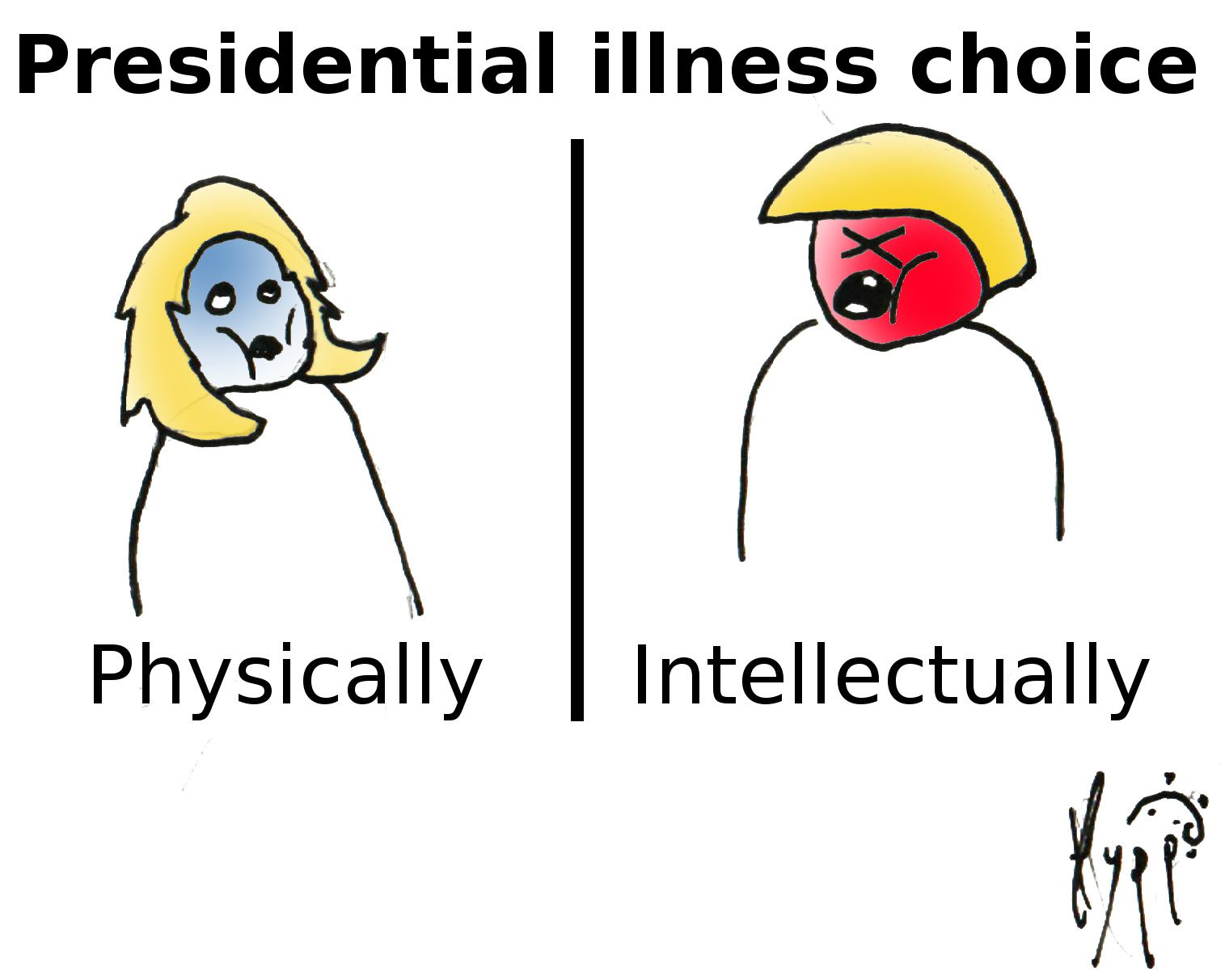 What illness do you want ?