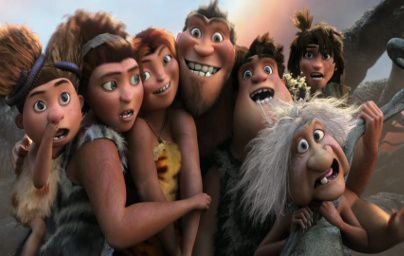 I Croods e la paura dell'ignoto
