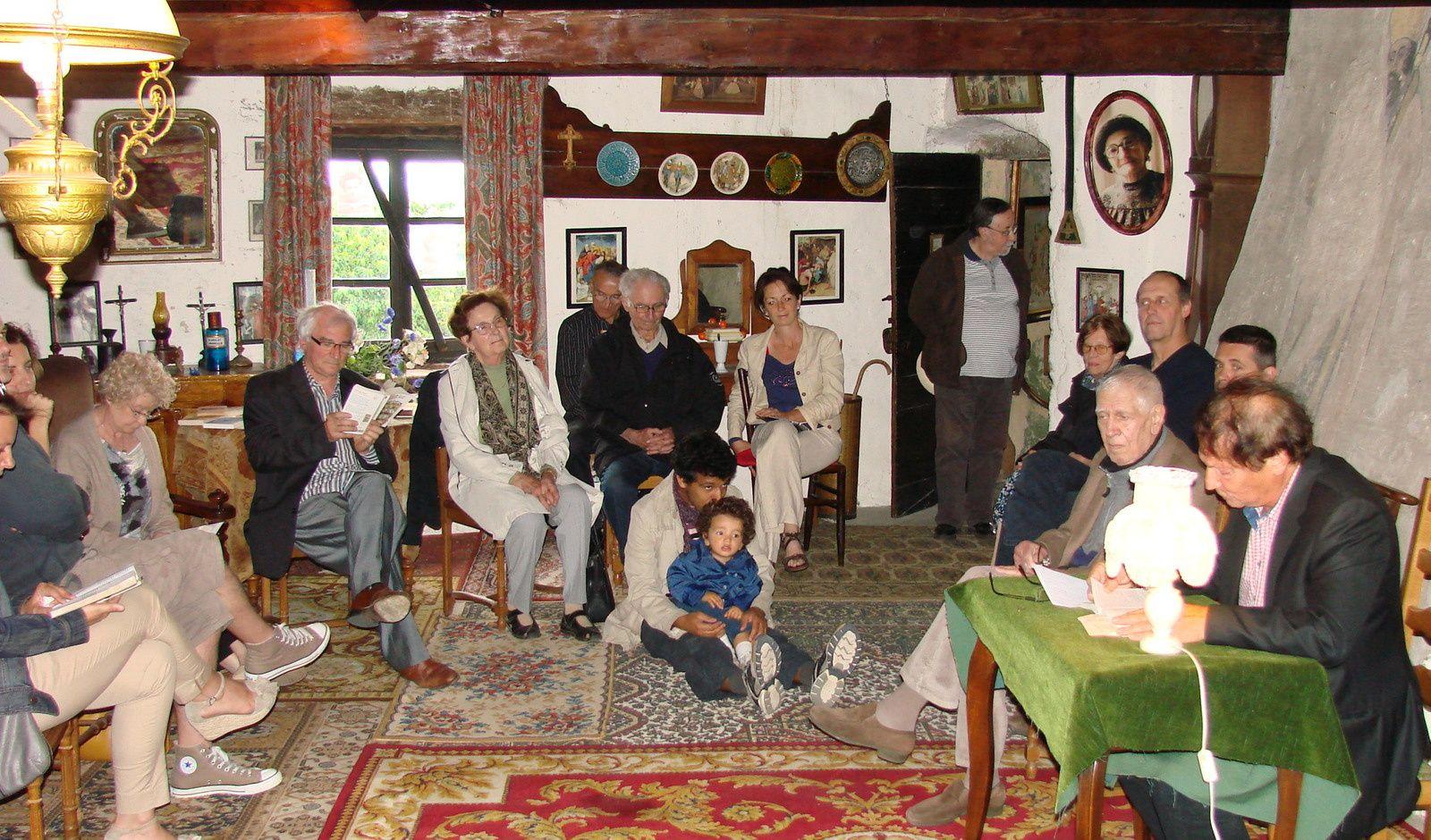 Un marathon littéraire à Saint Haon