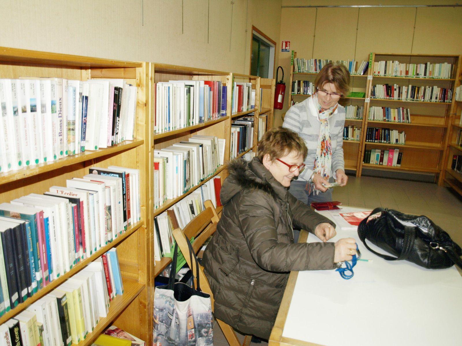 Inscrire les nouveaux ouvrages pour la bibliothèque