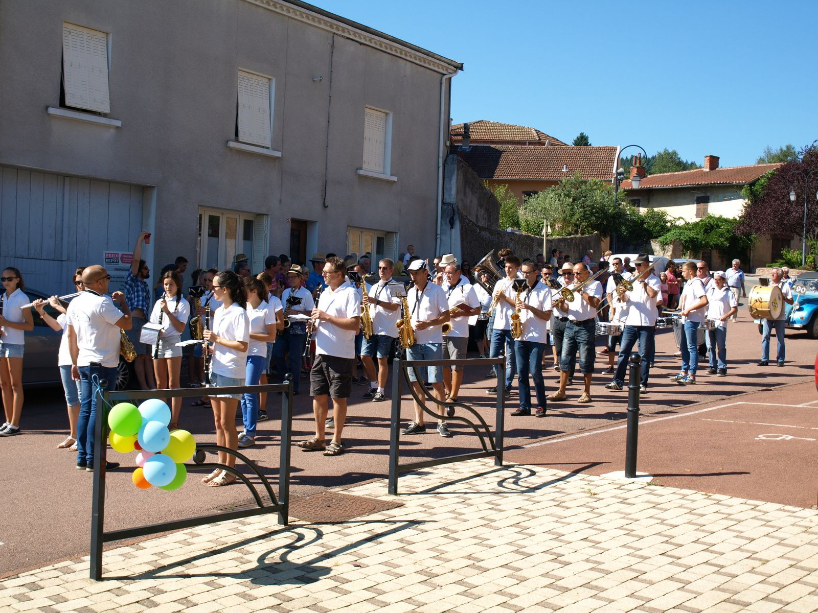 Fête des classes 2016 à Saint André