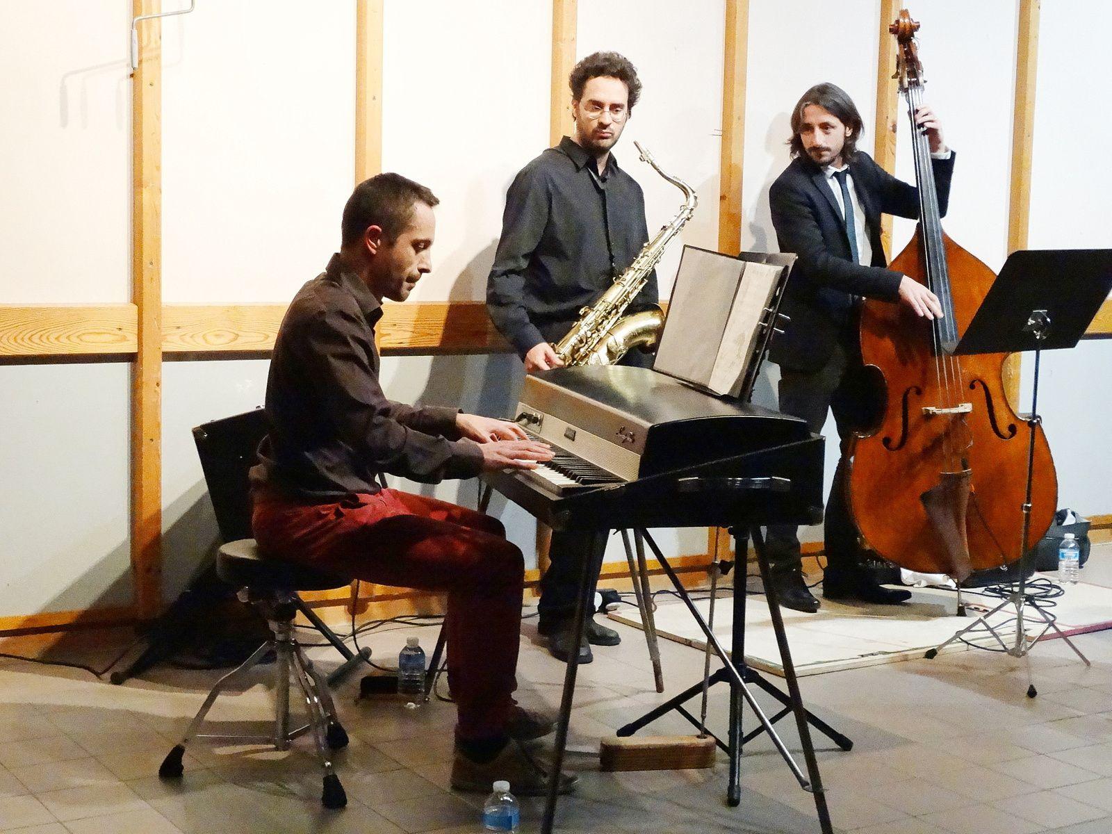 Du Jazz au village.