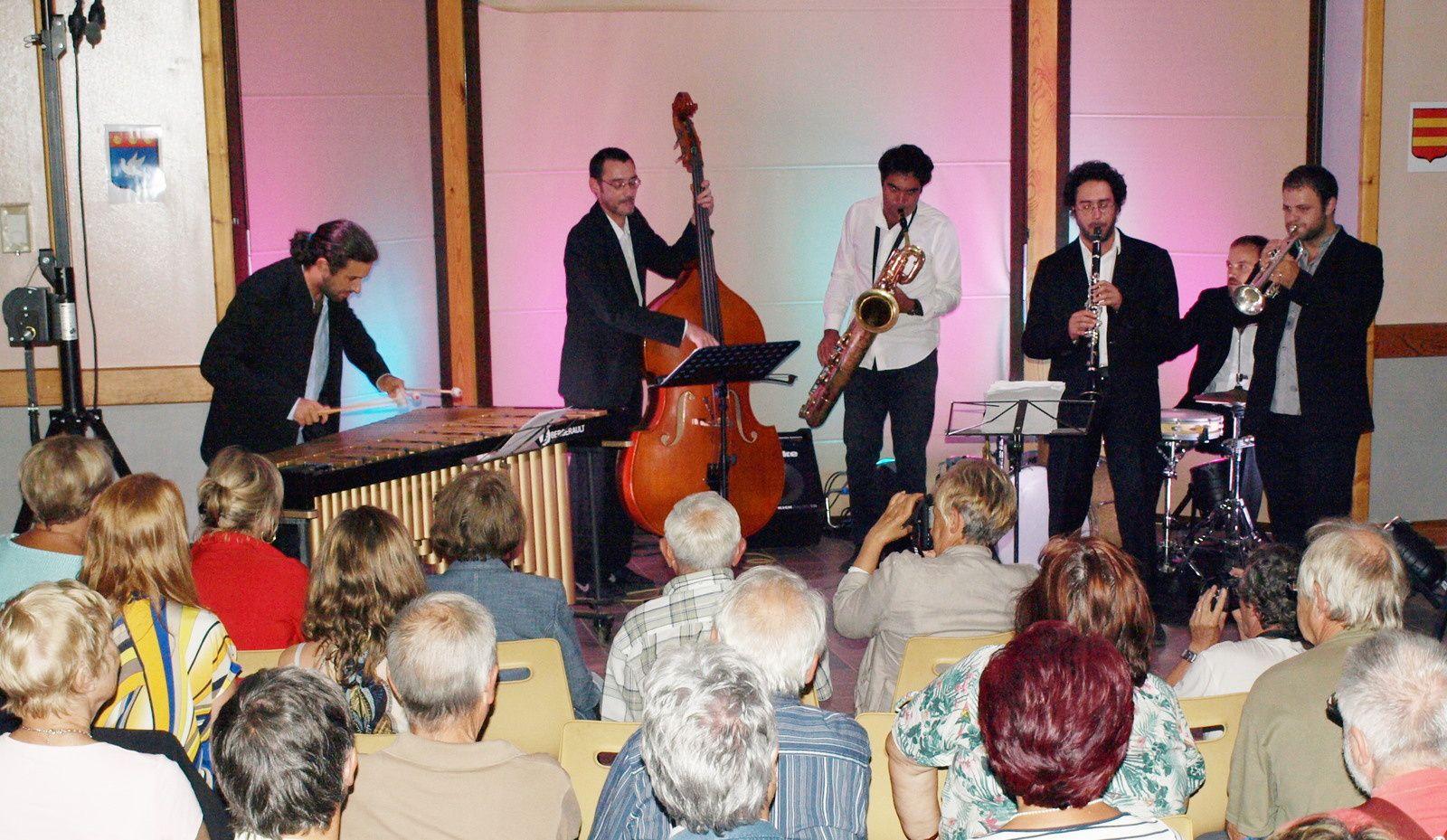 Du Jazz au village