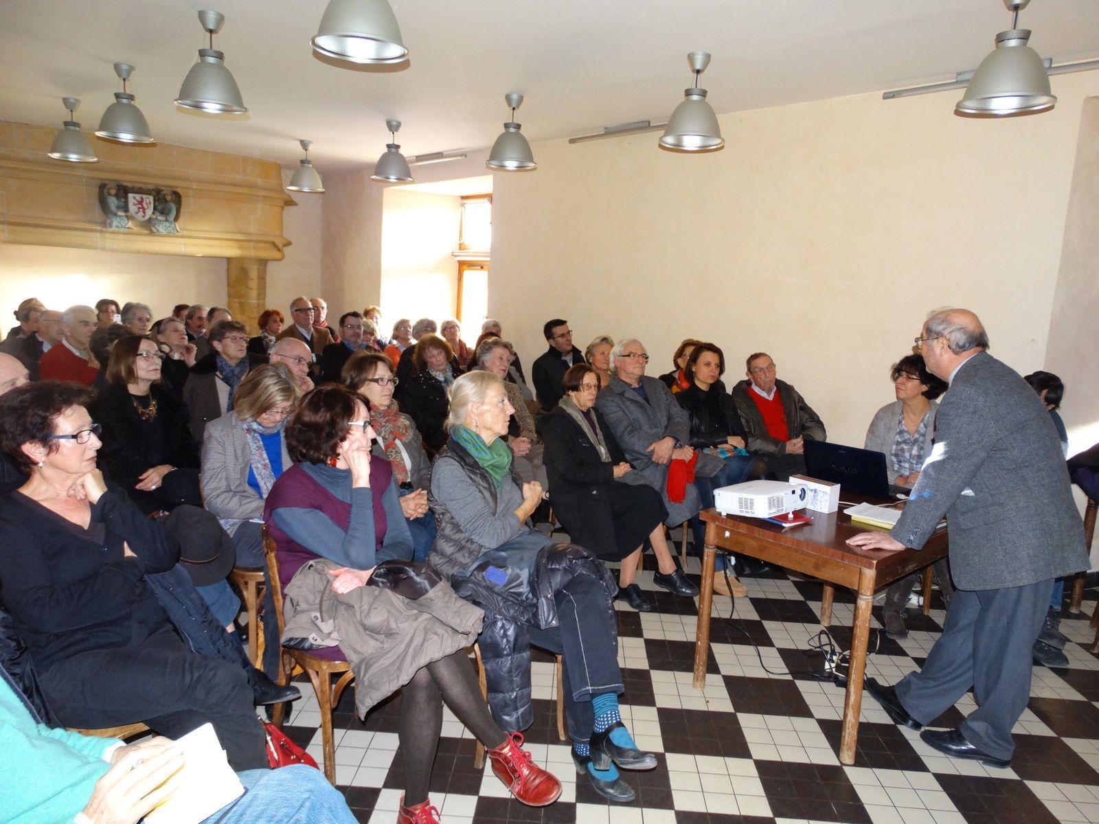 Vidéo conférence sur Stefan Zweig