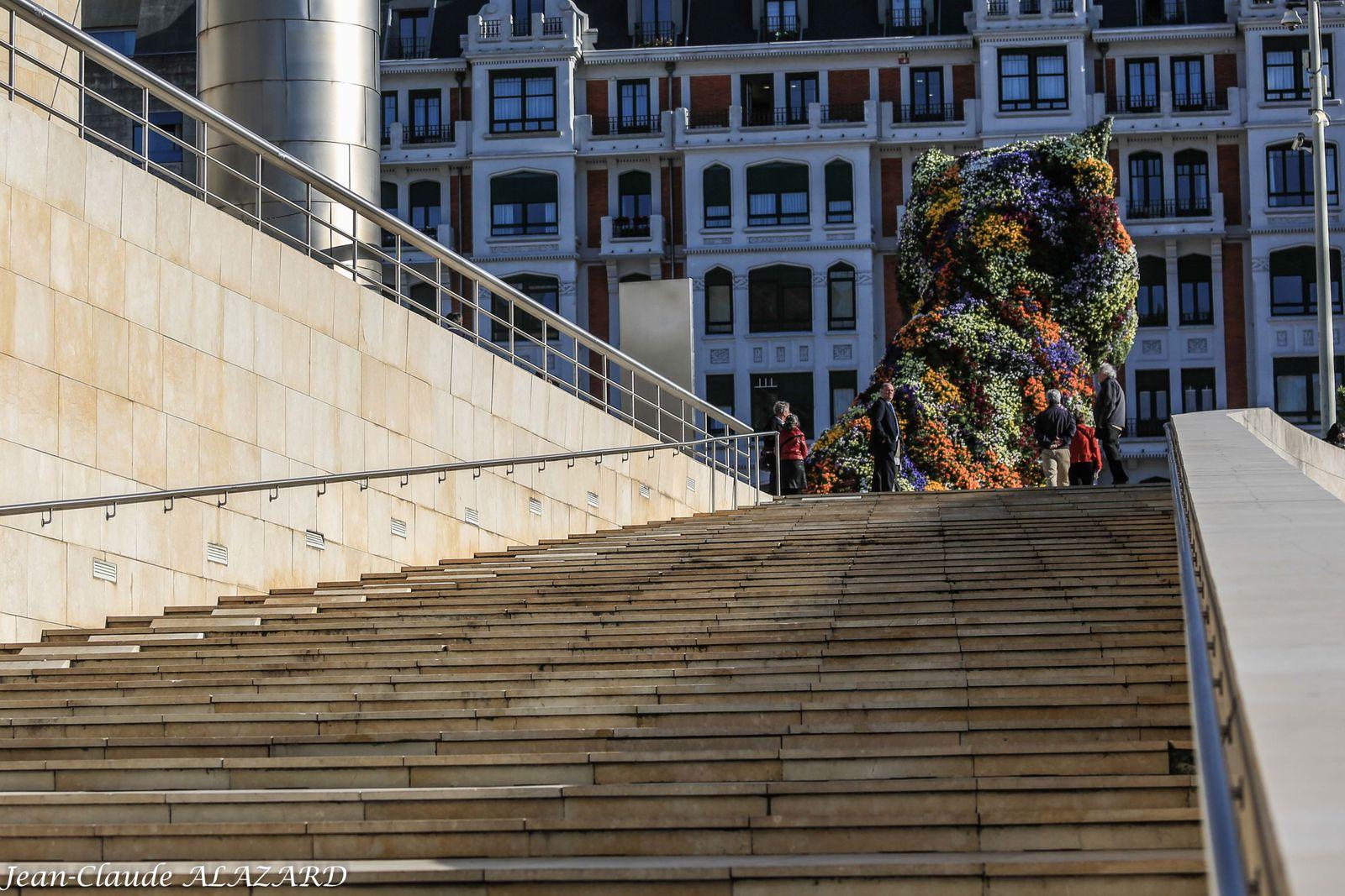 Bilbao : Photos du Musée Guggenheim