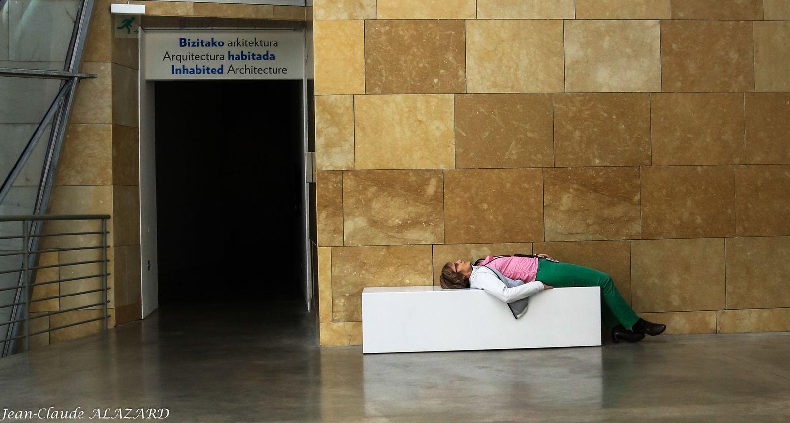 Le musée de Guggenheim