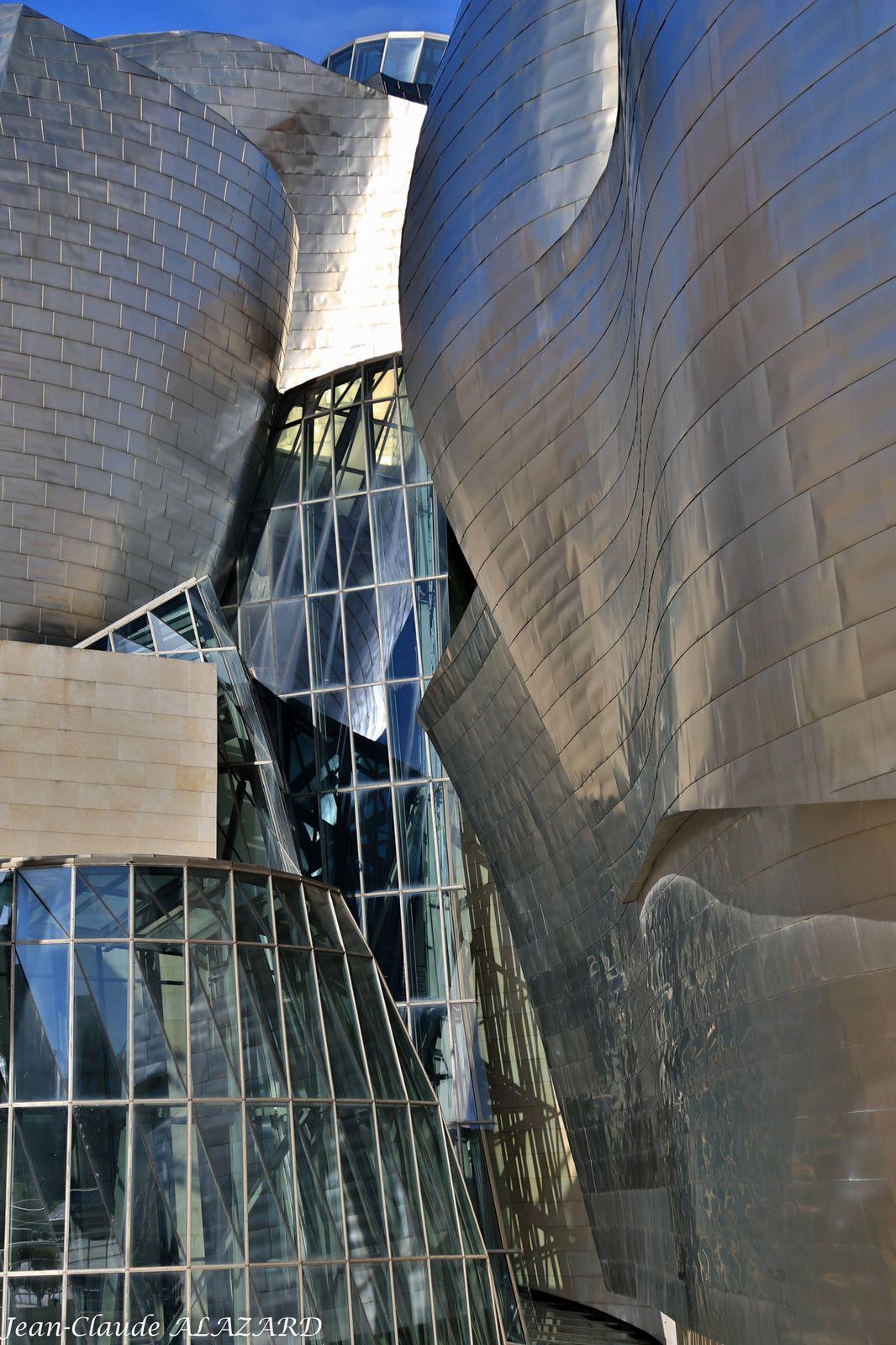 Bilbao : Photos autour du Musée Guggenheim