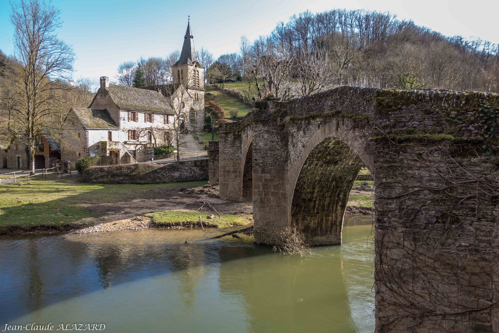 Belcastel (Aveyron )