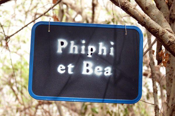 Philippe et Béatrice, des amis de la famille depuis... j'étais pas née d'abord ;-)