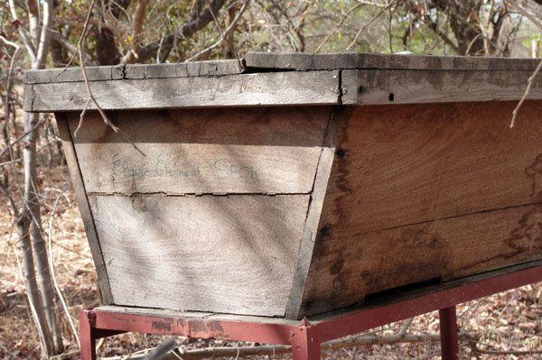 Ma ruche à Koussan