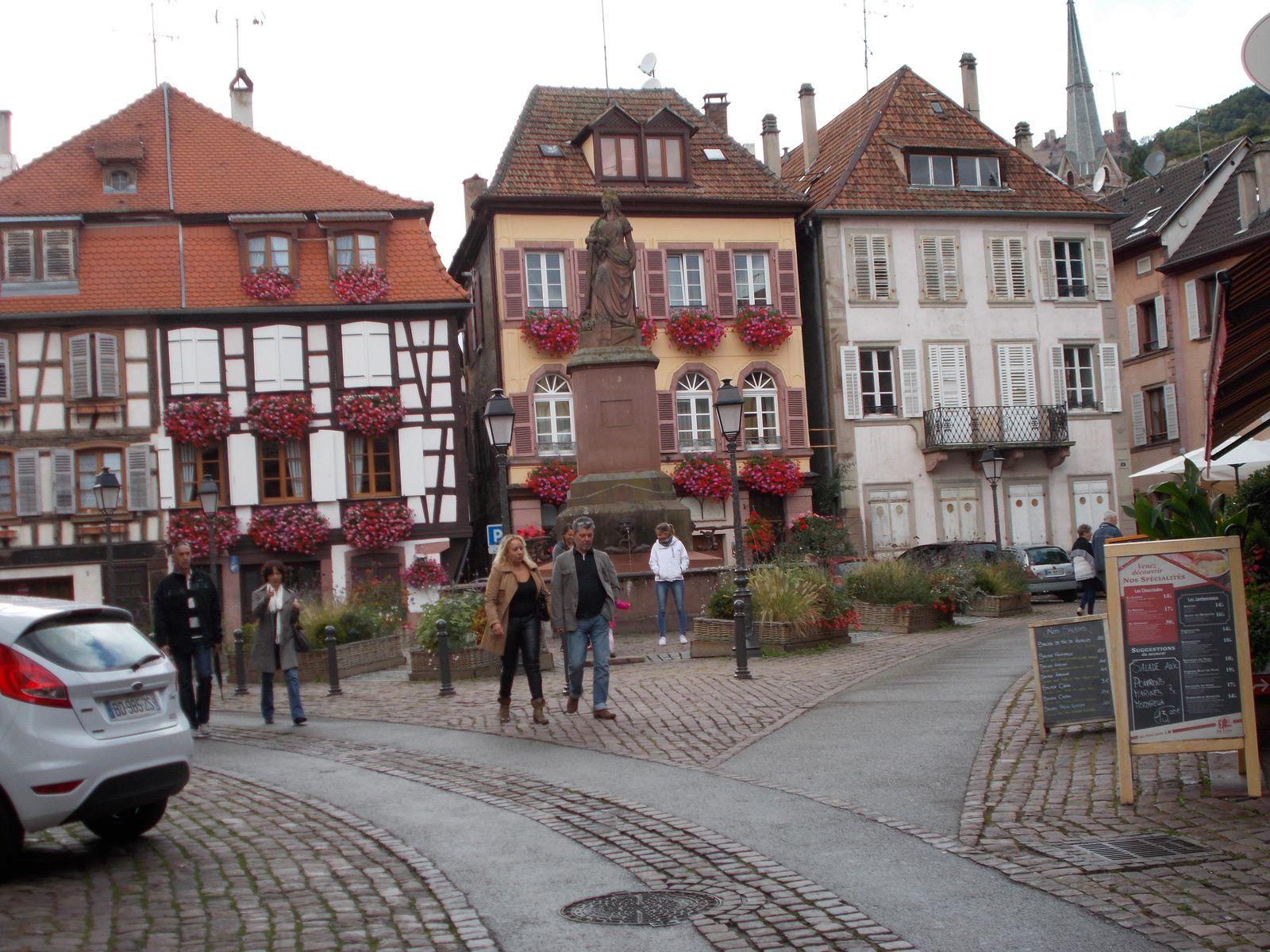 suite  et  fin  du  tourisme  en  Alsace