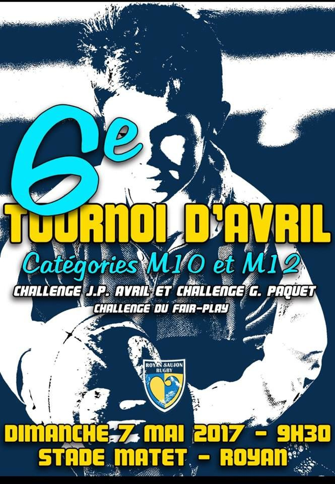 TOURNOI DE ROYAN