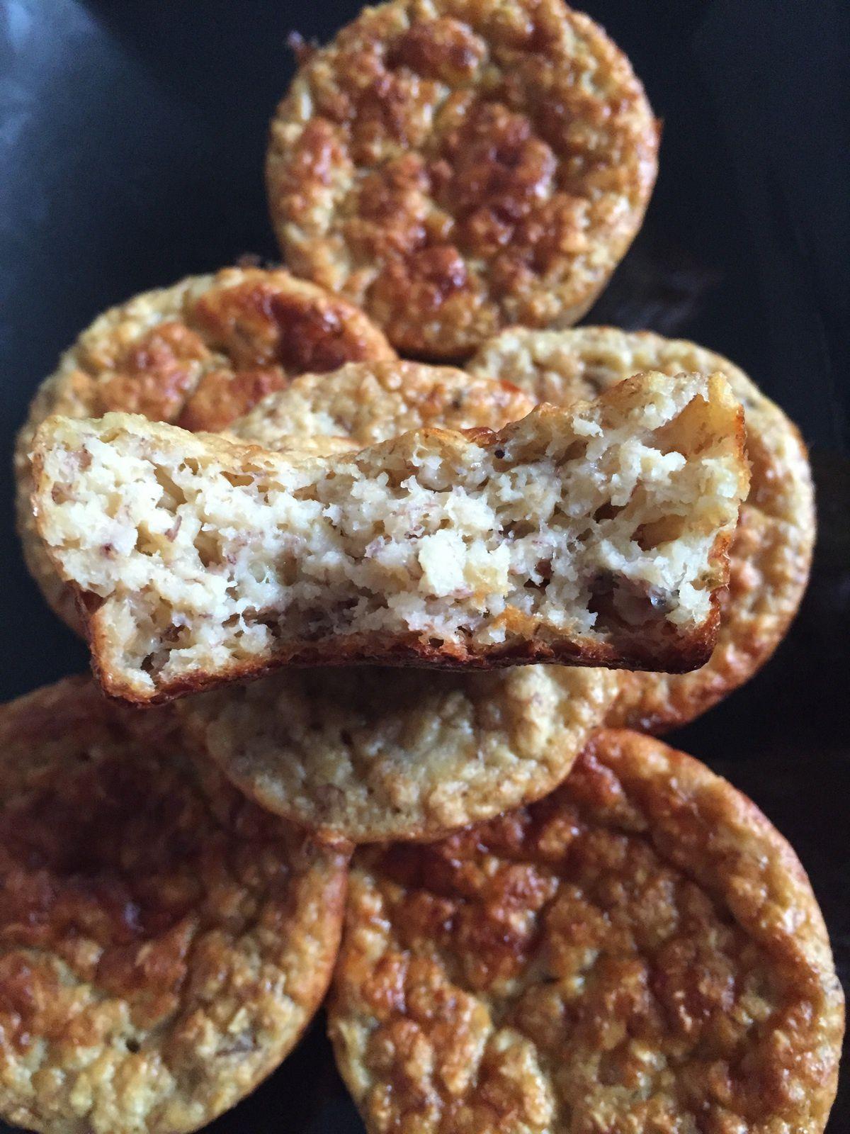 Muffins bananes léger, ultra léger !