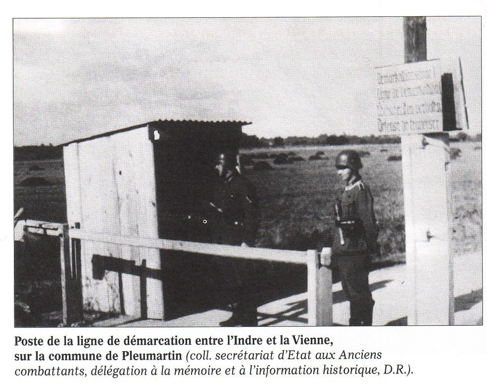 Le récit de la Libération de Selles sur Cher et  des environs par notre grand père paternel