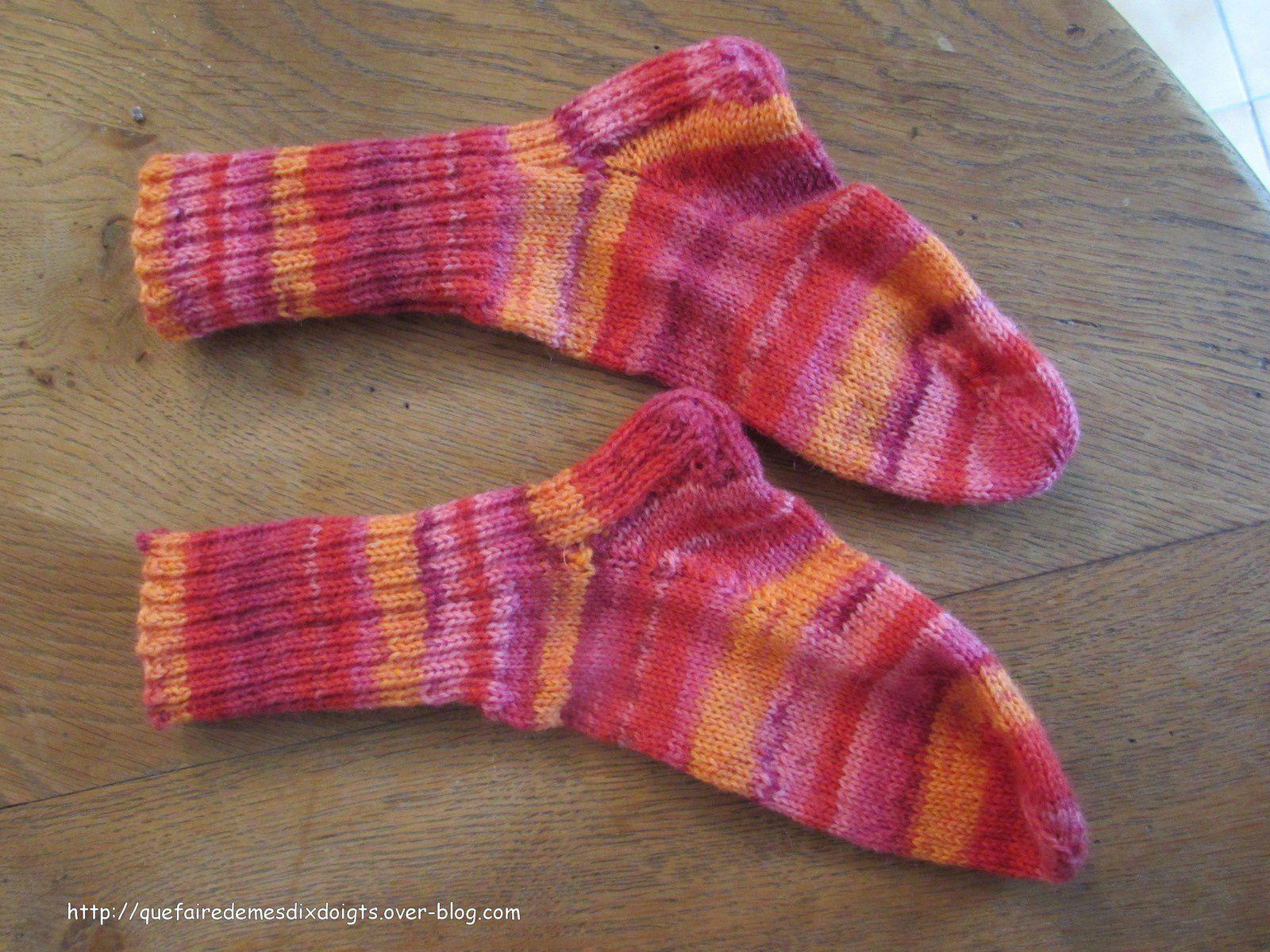 Les chaussettes de l'archiduchesse...