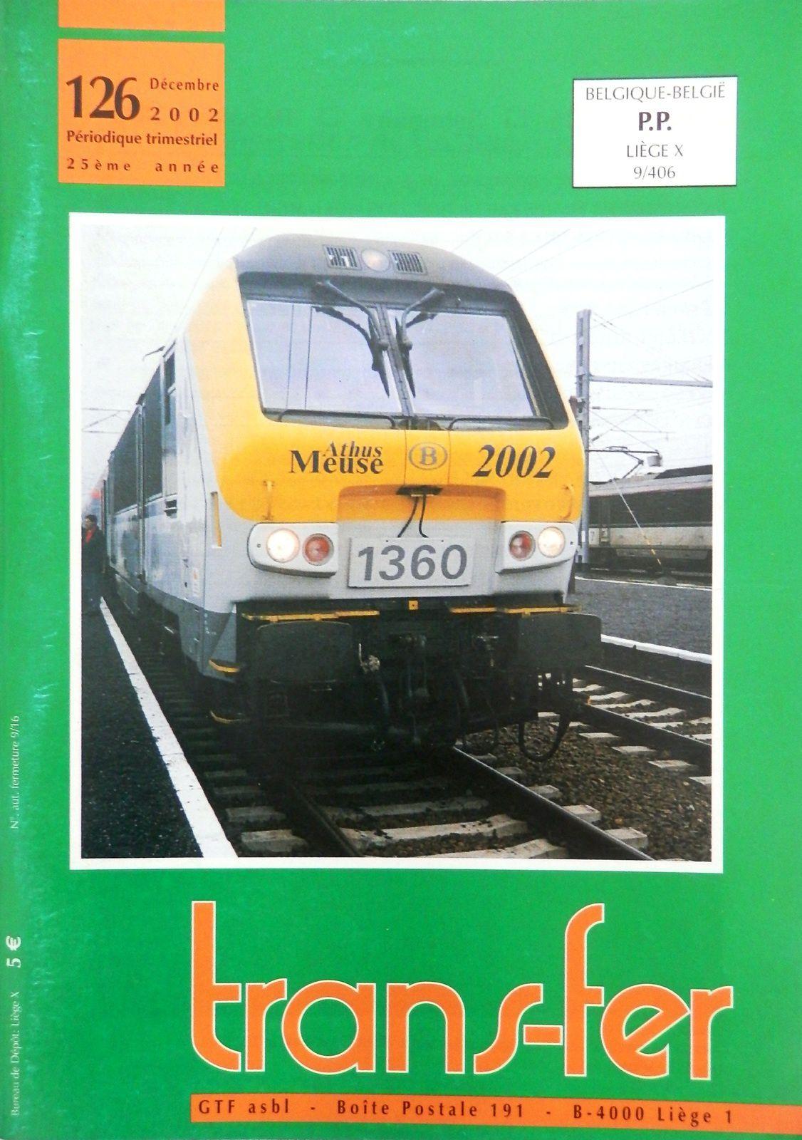 L'une des revues en double disponible au CCCC...