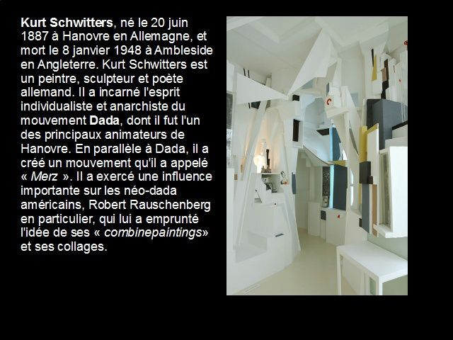 l'architecture inquiétée par l'art
