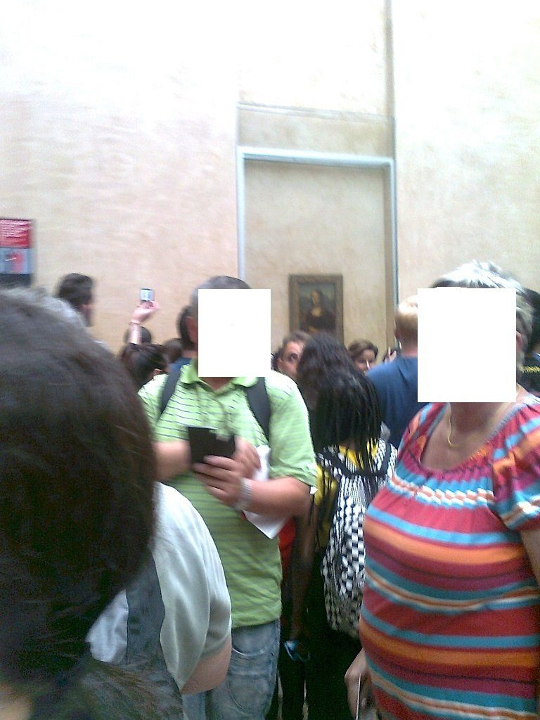 Je suis allée revoir Mona Lisa - Lenaïg