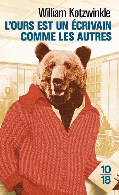 L'ours est un écrivain comme les autres - Compte-rendu de lecture, Lenaïg