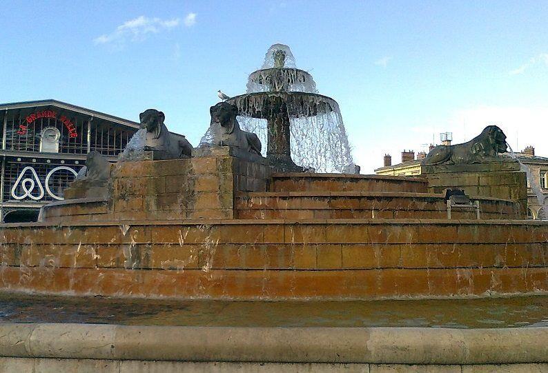 Les fontaines, le thème des haïkus pour vendredi 30 juin