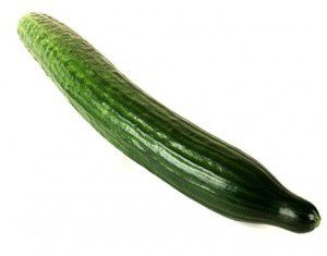 1. The average cucumber is at least 6 inches long.
