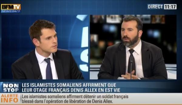 Jean-Paul Ney grand reporter à la télévision