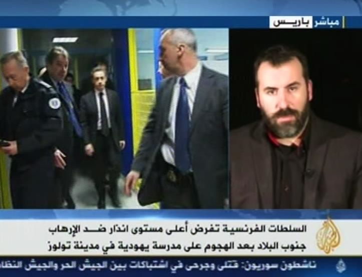 Affaire Merah: Al-Jazeera s'arrache l'expert Jean-Paul Ney