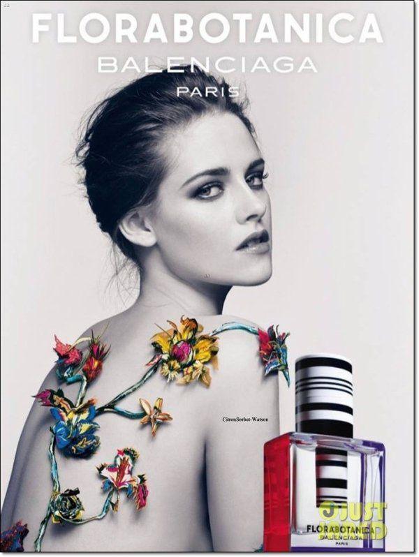 L'affiche du parfum.