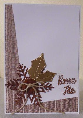 Des cartes pour les fêtes de fin d'année !