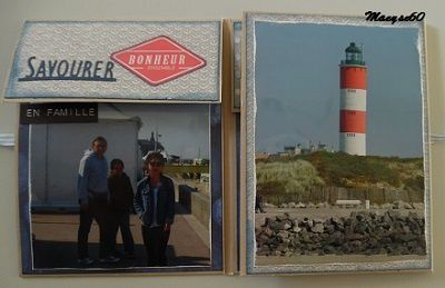 Mini-album &quot&#x3B;Week-end Berck&quot&#x3B;