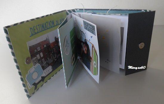 Mini-album &quot&#x3B;Home Sweet Home&quot&#x3B;