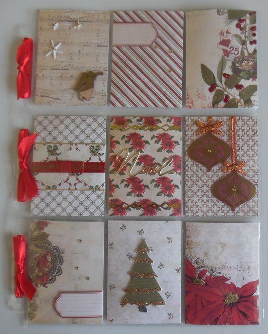 Echange de Pocket-Letter de Noël (1)