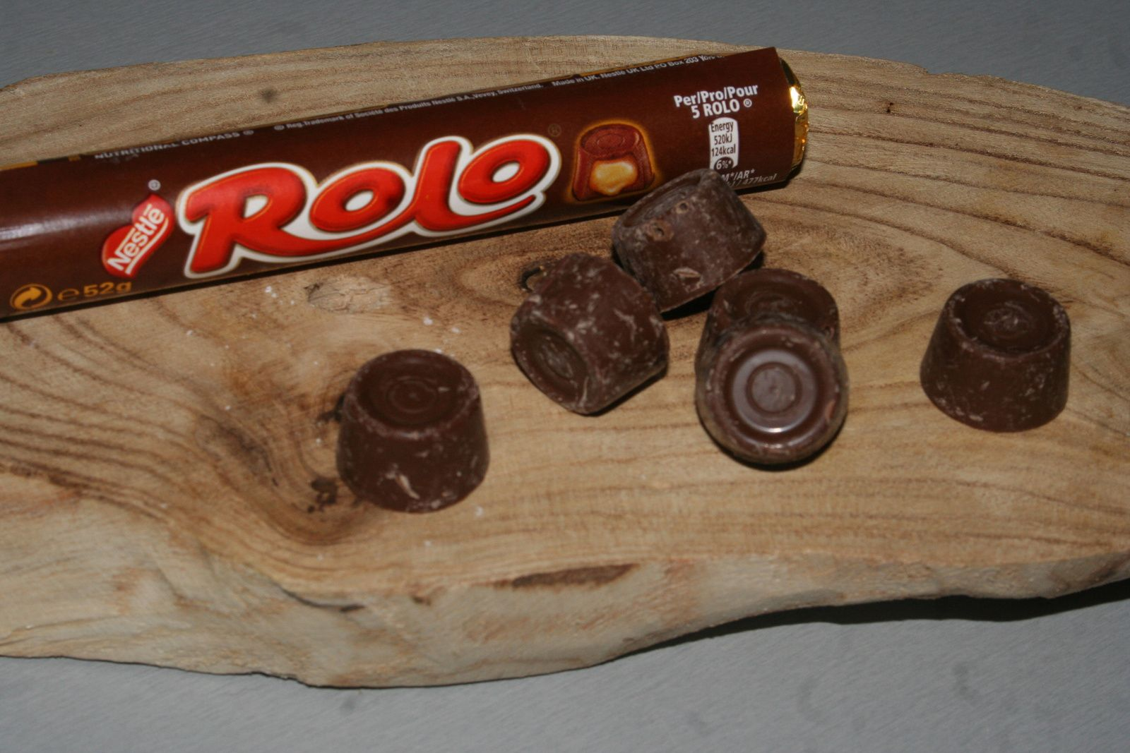 Cookies rolo