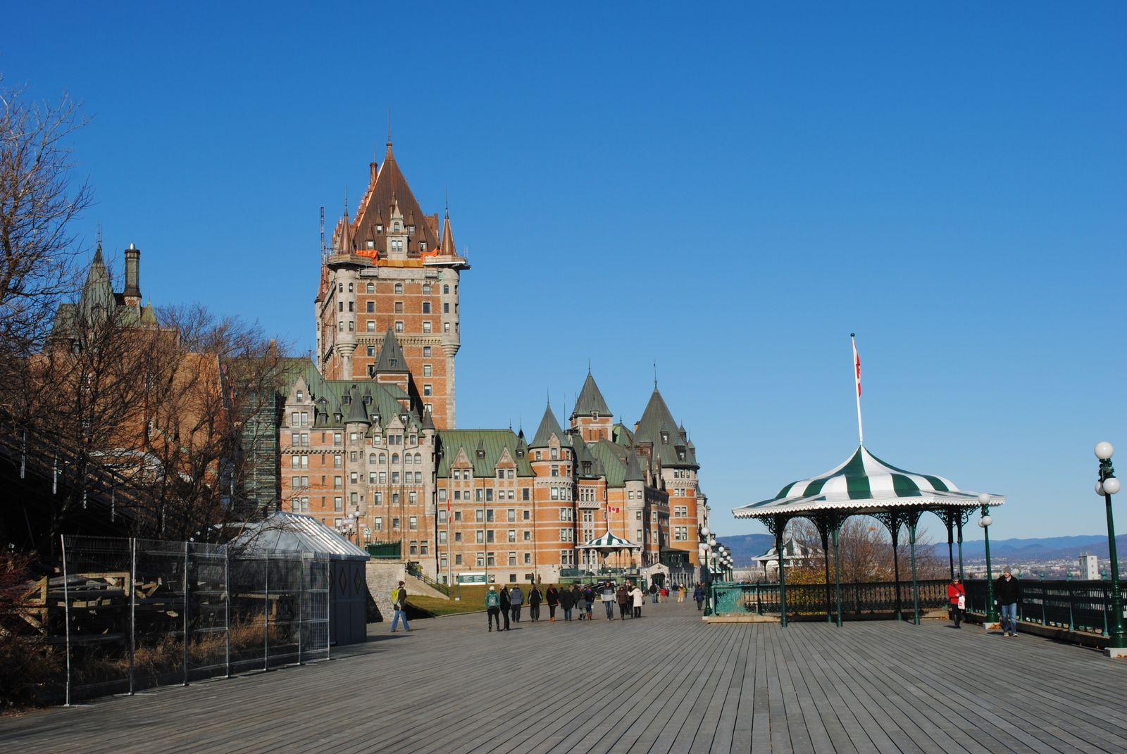 Québec, again / Canada