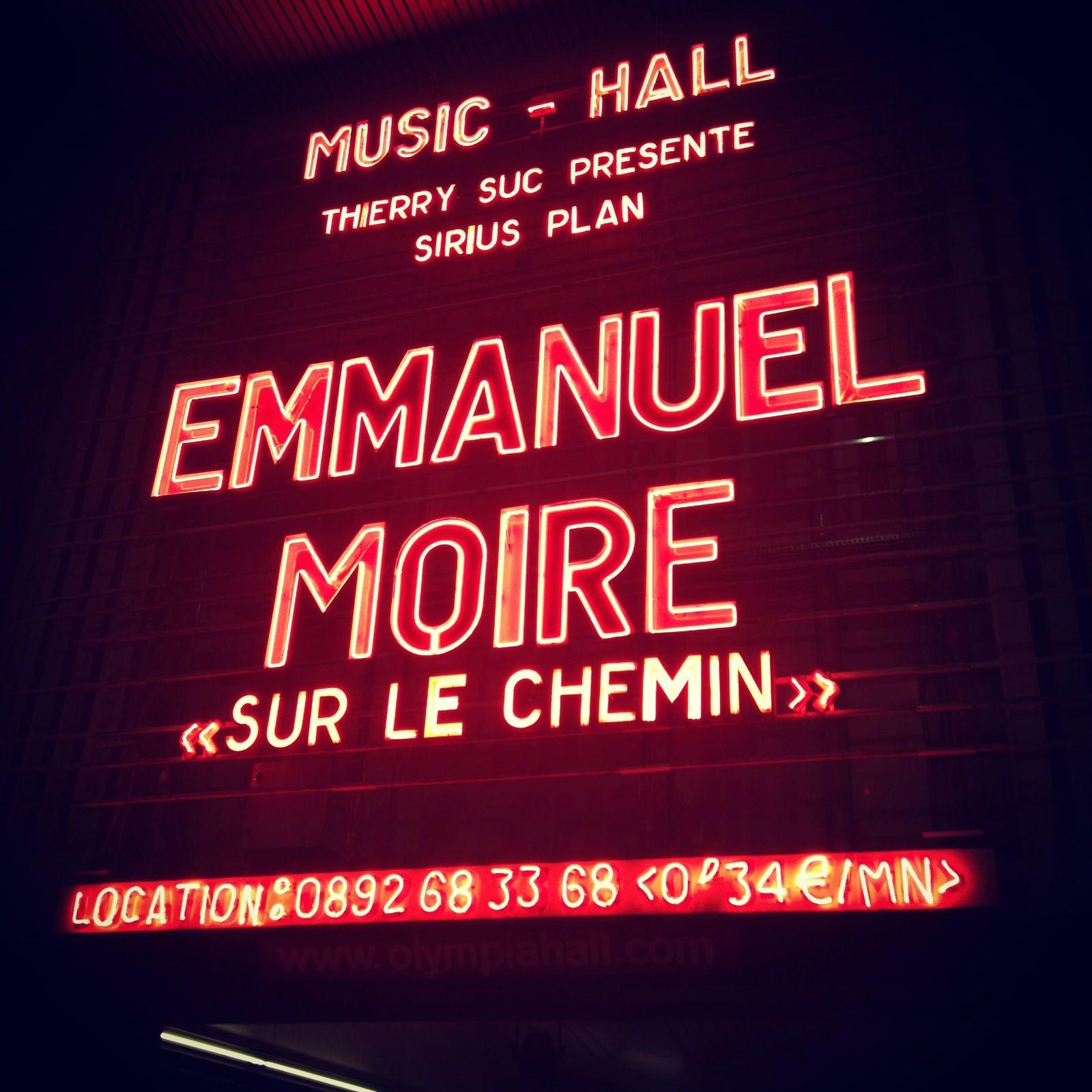 {Concert} Emmanuel Moire