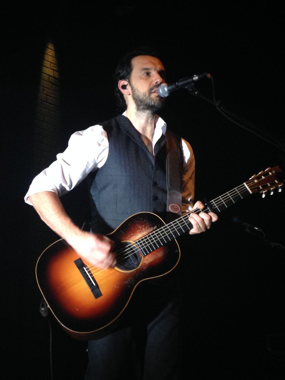 {Concert} Arno Santamaria * De Palmas / Enghien