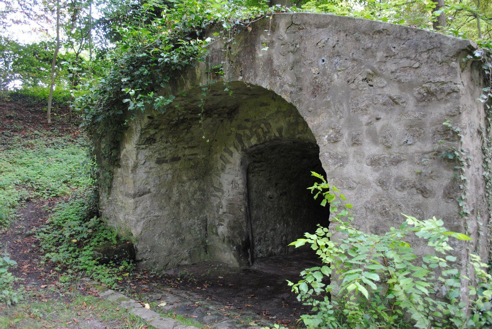 {Oise} Ermenonville et le Parc Jean-Jacques Rousseau
