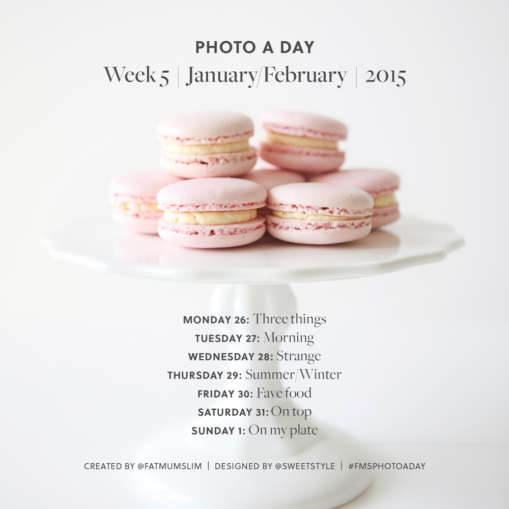 Photo a day / January 2015