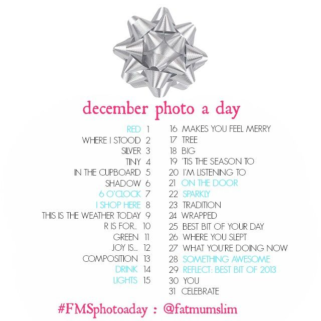 Photo a day / December 2013