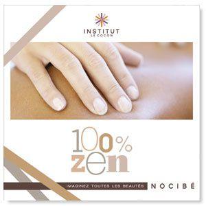 Mon massage Zen chez Nocibé à L'Isle Adam