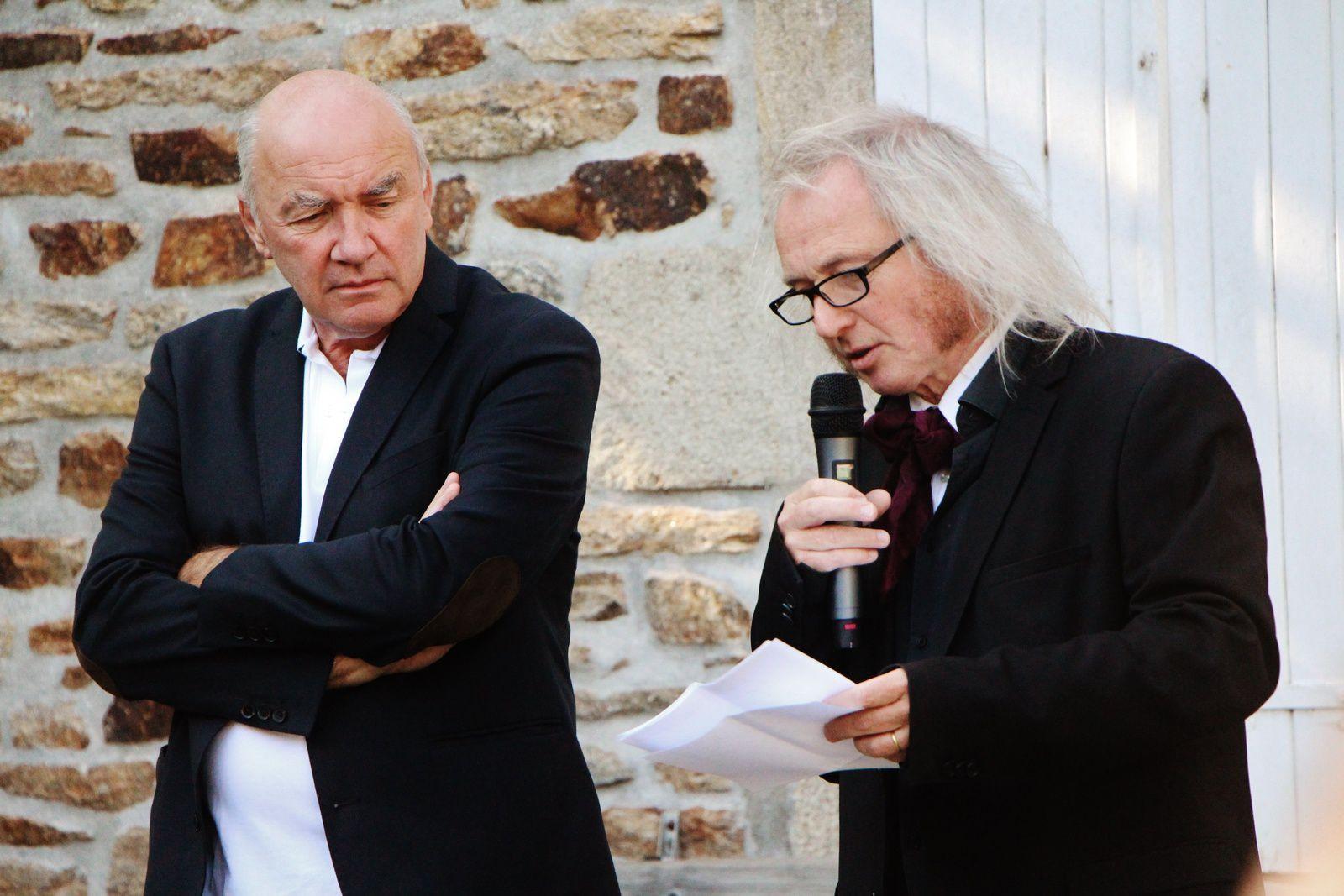 Exposition François-Marie GRIOT - Quimper été 2015
