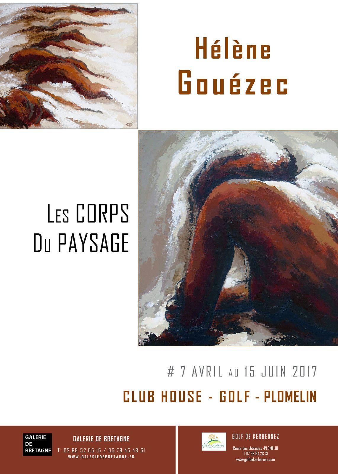 Exposition Hélène Gouezec. Printemps 2017