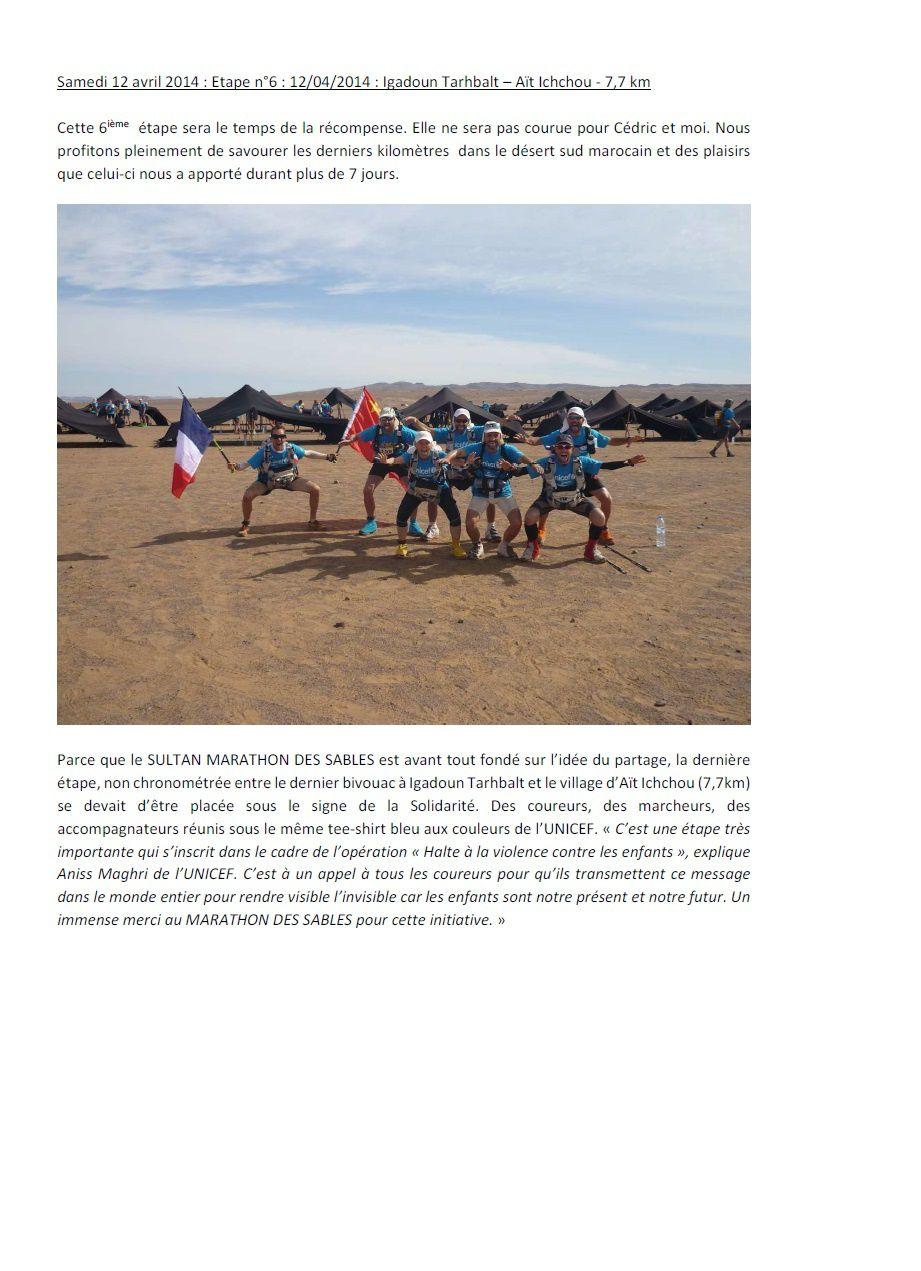MDS 2014 : L'histoire d'un rêve
