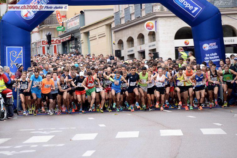 Les 10 Kms de Rouen 2014 en image
