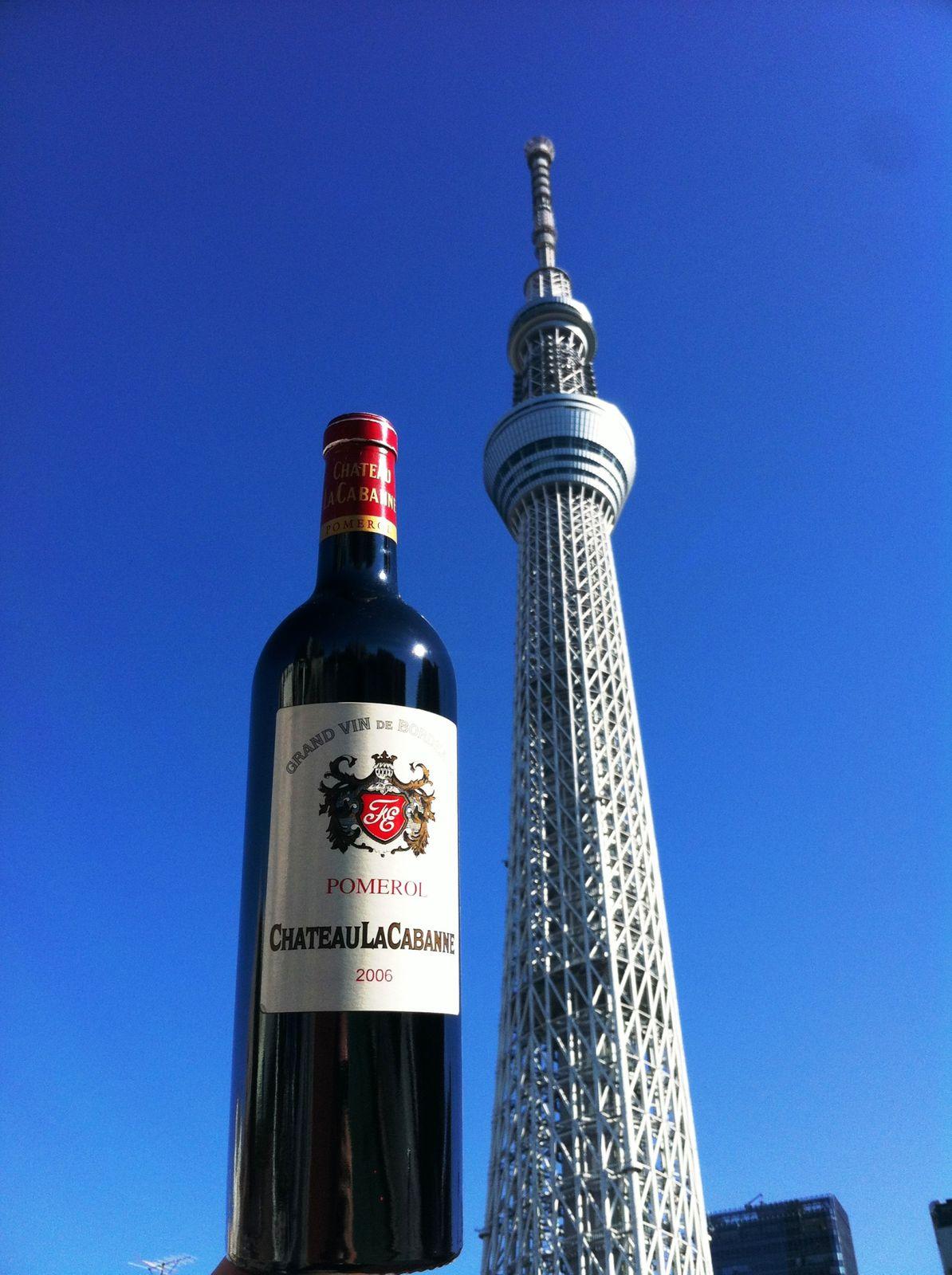 La Cabanne in Tokyo (Sky Tree Tower) - Japan